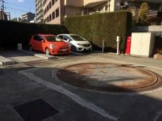マイキャッスル高井戸 駐車場
