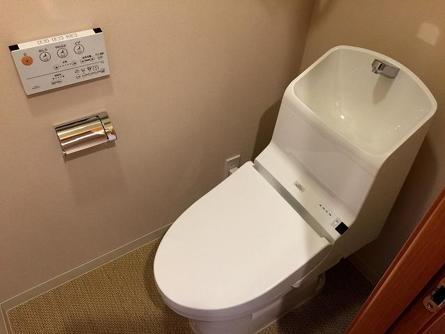 マイキャッスル高井戸 トイレ