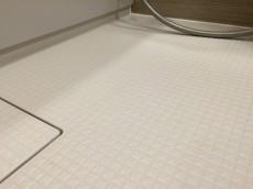マイキャッスル高井戸 バスルーム床