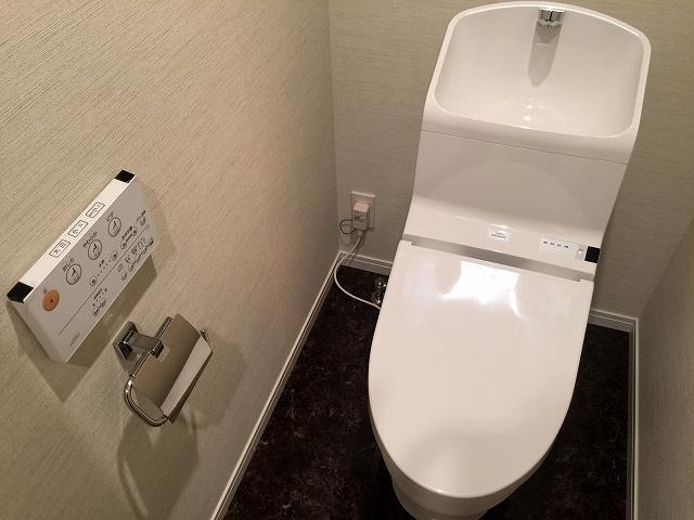 クレッセント池尻大橋 トイレ
