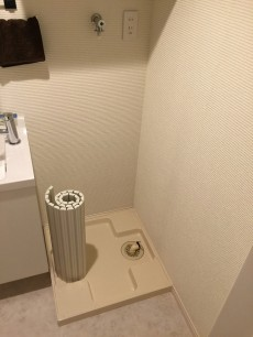 荻窪武蔵野マンション 洗濯機置場