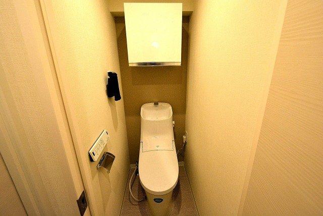 ライオンズマンション上北沢502号室 トイレ (7)