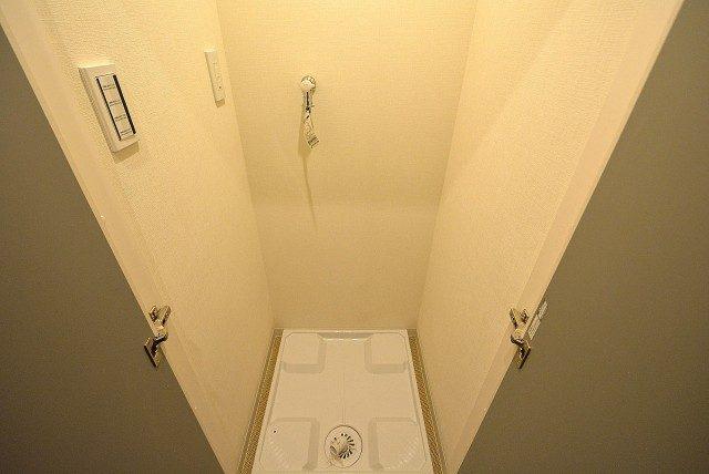 ライオンズマンション上北沢502号室 洗濯機置場 (1)