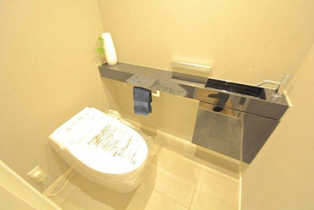 青山コーポラス トイレ