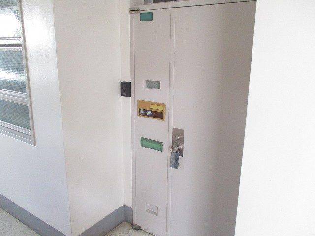 目黒コーポラス 玄関