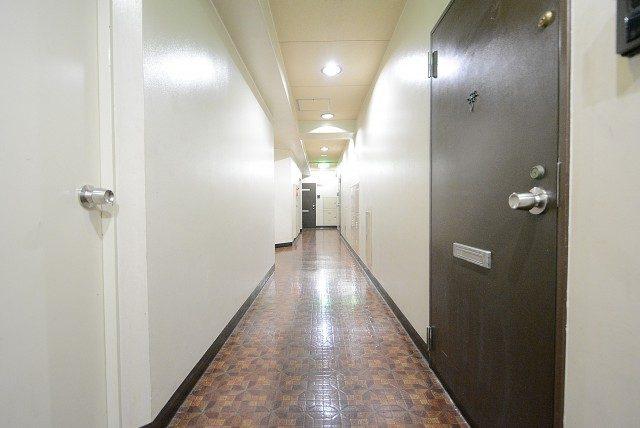 ストークメイジュ 内廊下