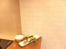 代々木ハビテーション キッチンクロス