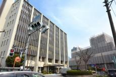 上馬フラワーホーム 世田谷警察署と郵便局