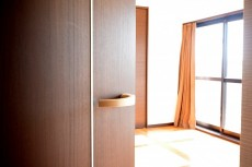 マンション南恵比寿 6.6帖のベッドルーム