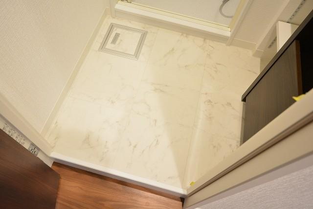自由ヶ丘フラワーマンション 洗面室