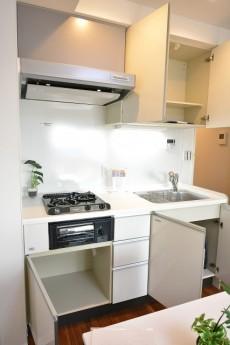 自由ヶ丘フラワーマンション キッチン