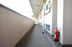 自由ヶ丘フラワーマンション 共用廊下