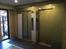 ライオンズマンション初台 エレベーター