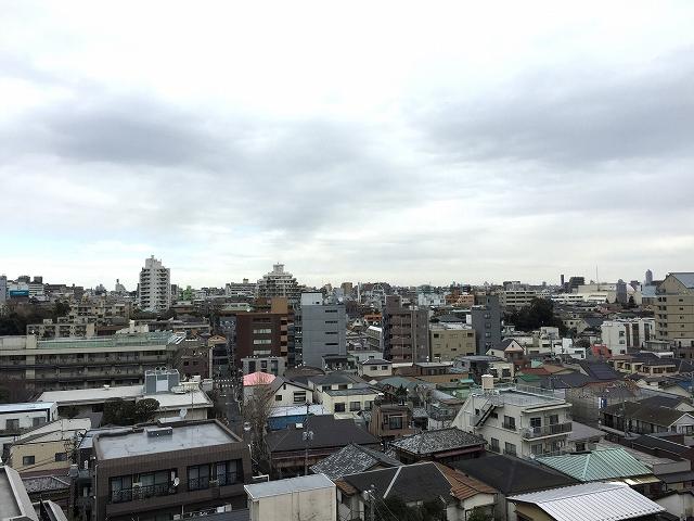 中野東豊マンション 眺望
