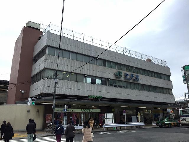 中野東豊マンション 周辺環境