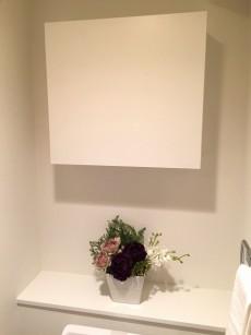 エザンス高井戸 トイレ収納