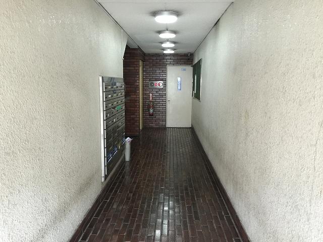 エザンス高井戸 エントランス