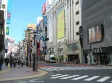 クオリア神南フラッツ 渋谷周辺
