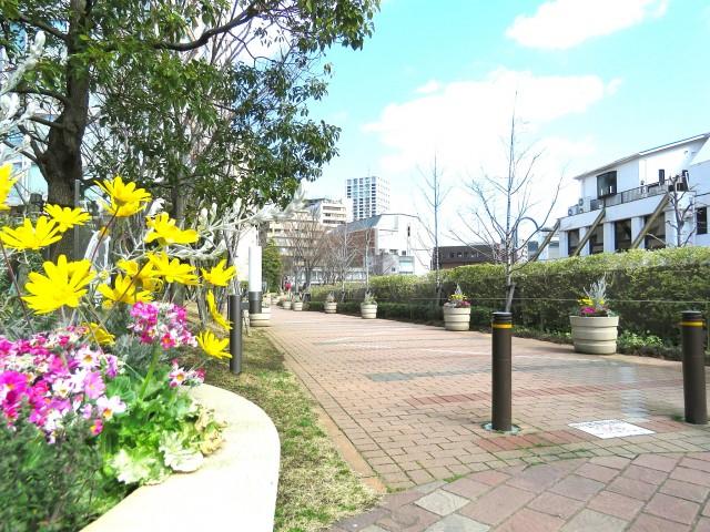 パークコート赤坂ザタワー マンションのまわり