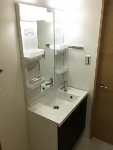 ライオンズマンション北新宿 洗面台