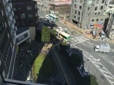ライオンズマンション北新宿 ダイニングキッチン眺望