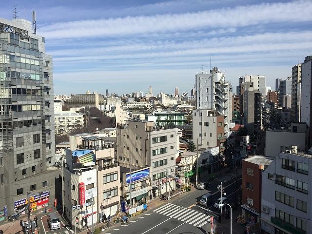 ライオンズマンション北新宿 眺望