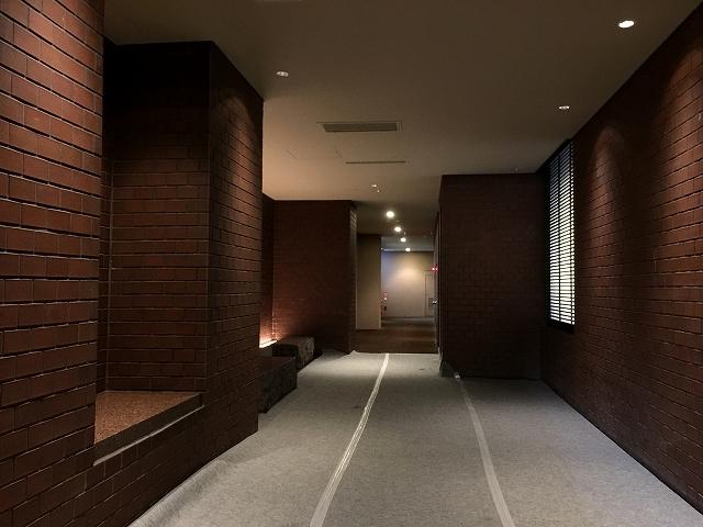 赤坂ハイツ 廊下