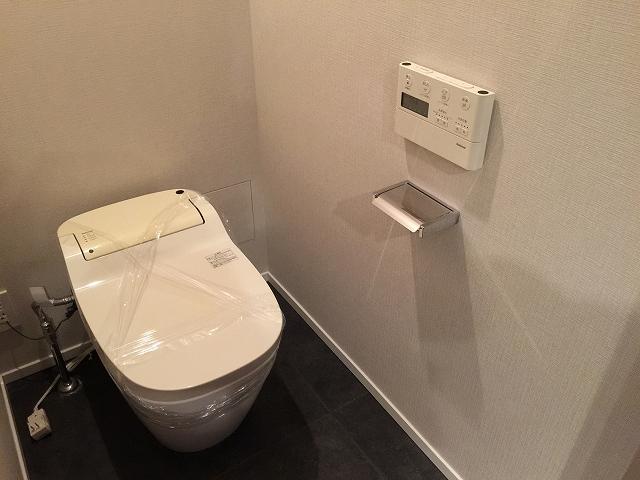 赤坂ハイツ トイレ