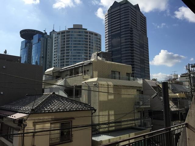 赤坂ハイツ 眺望