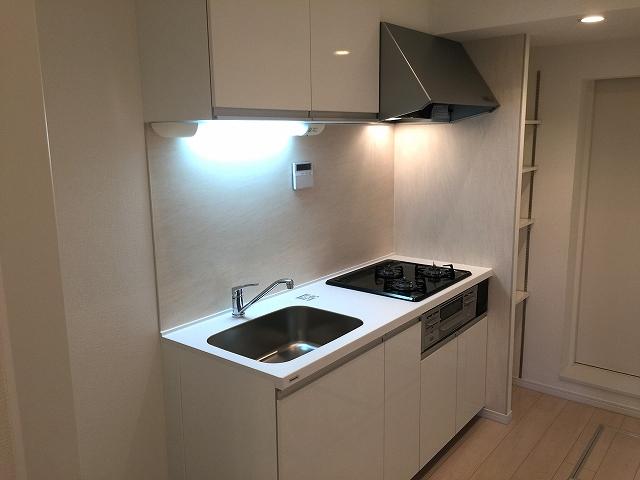 池田山ロイヤルマンション キッチン