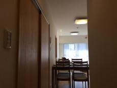 ライオンズマンション高円寺南 リビングダイニングキッチン