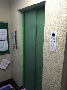 エントピア荻窪 エレベーター
