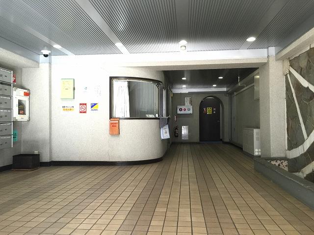 エントピア荻窪 エントランスホール