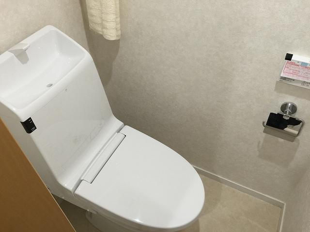 ライオンズマンション荻窪 トイレ