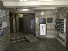 ライオンズマンション荻窪 エントランスホール