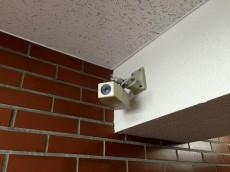 財形第3御殿山マンション 防犯カメラ