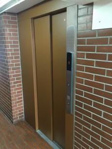 財形第3御殿山マンション エレベーター