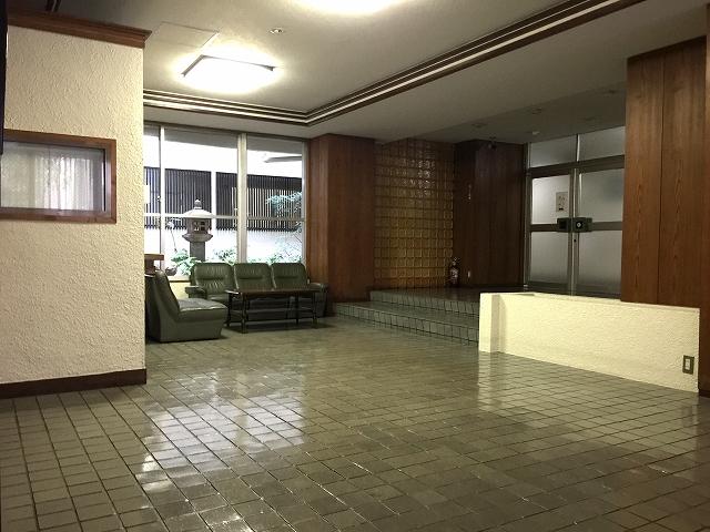 ヴィラロイヤル代々木 エントランスホール