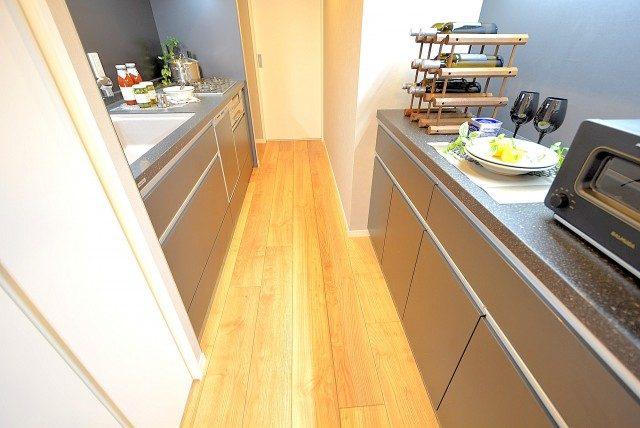 青山コーポラス キッチン