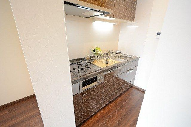 青葉台フラワーマンション キッチン