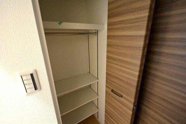 烏山南住宅1号棟713号室 マルチクローゼット (2)