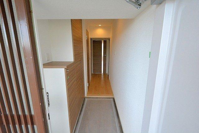 烏山南住宅1号棟713号室 玄関 (6)
