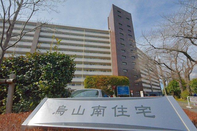 烏山南住宅1号棟713号室外観 (4)