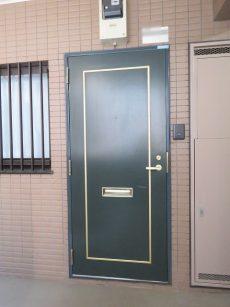 マイキャッスル目黒Ⅱ 玄関扉