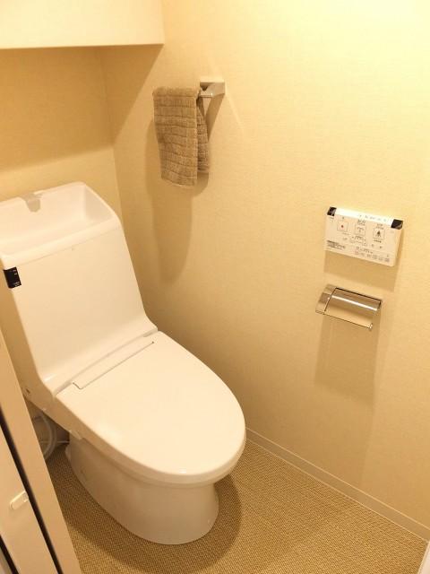 初台ハイツ トイレ
