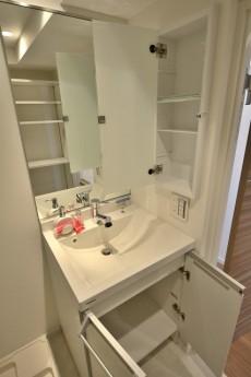宮園キャピタルマンション 洗面台