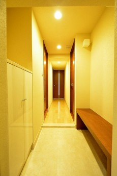 赤坂ハイツ 玄関
