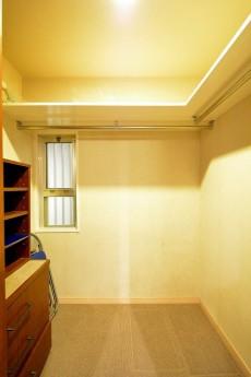 赤坂ハイツ ベッドルーム WIC