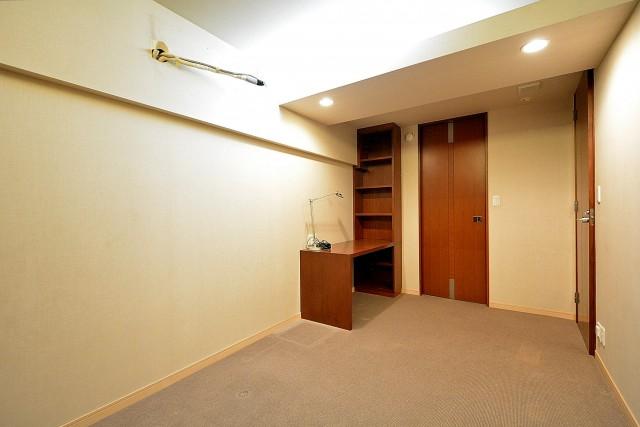 赤坂ハイツ ベッドルーム