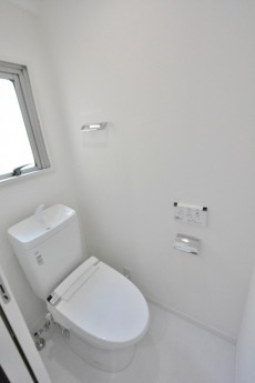 シルバーパレス千駄木 トイレ